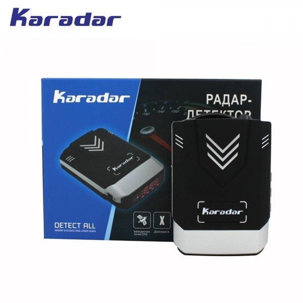 Радар-детектор KARADAR 2 в 1