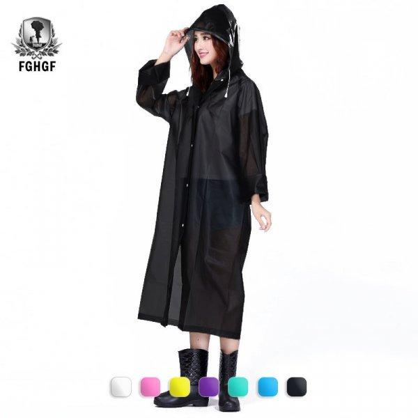 Водонепроницаемый дождевик для взрослых FGHGF (7 цветов, 115*65 см)