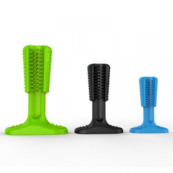 Умная игрушка-прорезыватель для собак еще и чистит зубы TAILUP (3 размера)