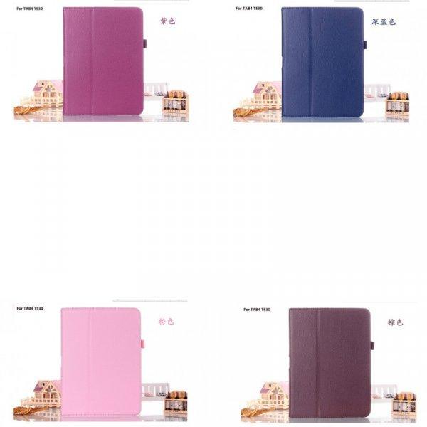 Ультратонкий чехол для планшета  Samsung (10 цветов)