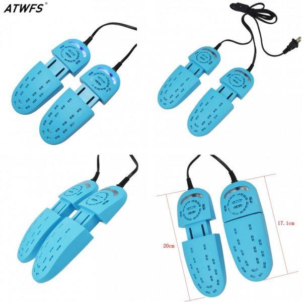 Регулируемая УФ-сушилка для обуви ATWFS