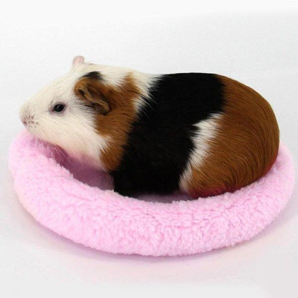 Удобная лежанка для морской свинки KIMHOME PET