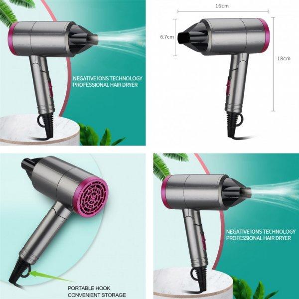 Фен для укладки волос HSIPRO
