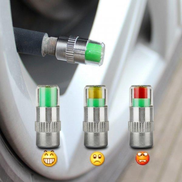 Комплект для контроля давления в шинах CZS (4 шт)