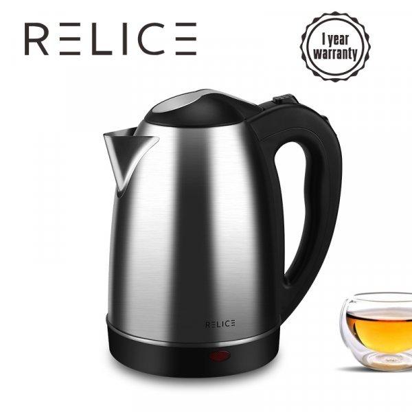 Надежный электрический чайник Relice EK-201 1600 Вт 1.8L