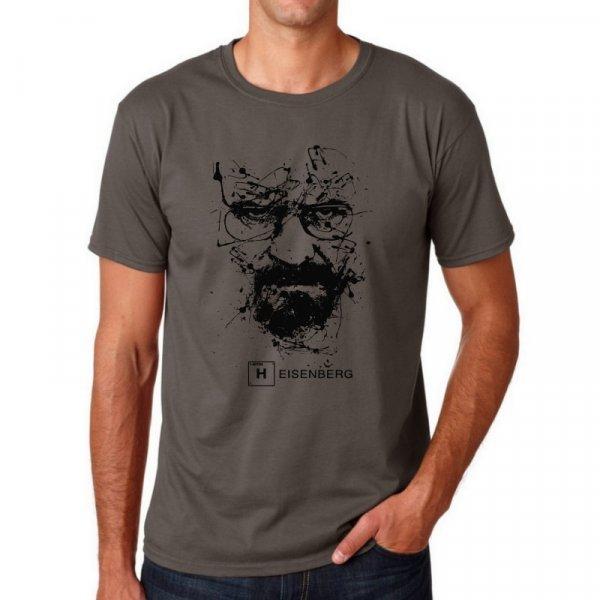 Мужская футболка на каждый день THE COOLMIND (14 принтов, 6 размеров)