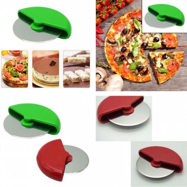 Компактный нож для пиццы Hoomall