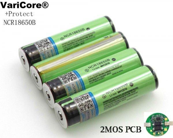Аккумуляторные батарейки VariCore