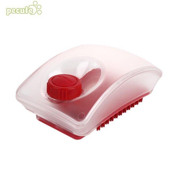 Щетка для мытья с дозатором Pecute (2 цвета)