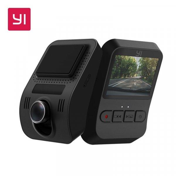 Видеорегистратор для авто в мини формате YI  (140 градусов)
