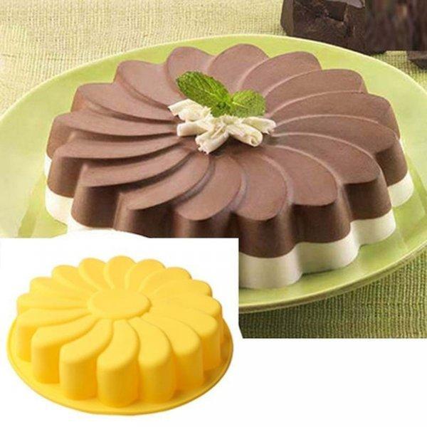 Необычная 3D форма для торта EH-LIFE (23,5*5 см)