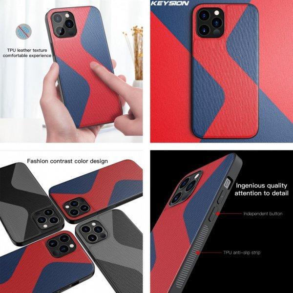Чехол для iPhone 12 KEYSION