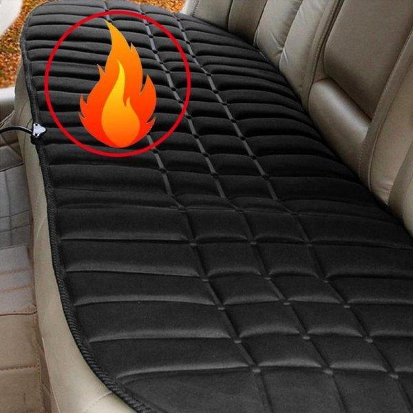 Накидка с подогревом VODOOL на заднее сидение авто