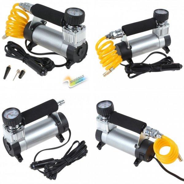 Автомобильный насос-компрессор IZTOSS