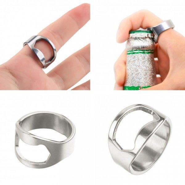 Мини открывалка для пива на палец (2.5*2 см)