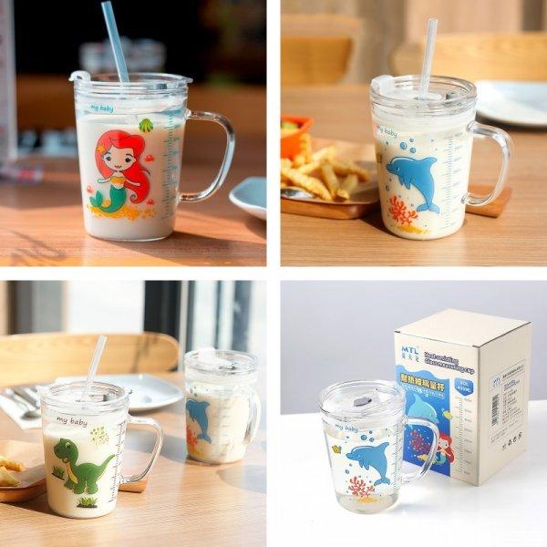 Чашка с крышкой MTL (5 видов)