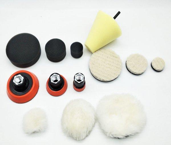 Набор для полировки от BIAOMEI (10 предметов)