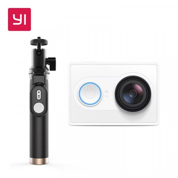 Карманная Экшн-камера Yi 1080 P 155 градусов 3D всегда с тобой