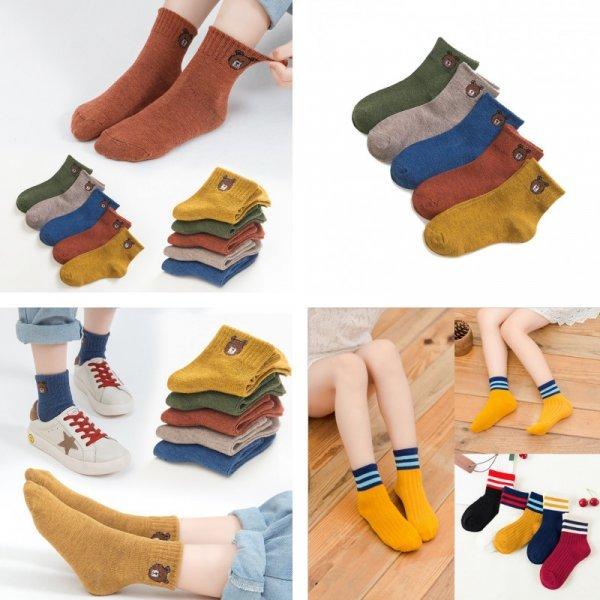 Детские носки Sonkpuel (2 вида, 3 размера)