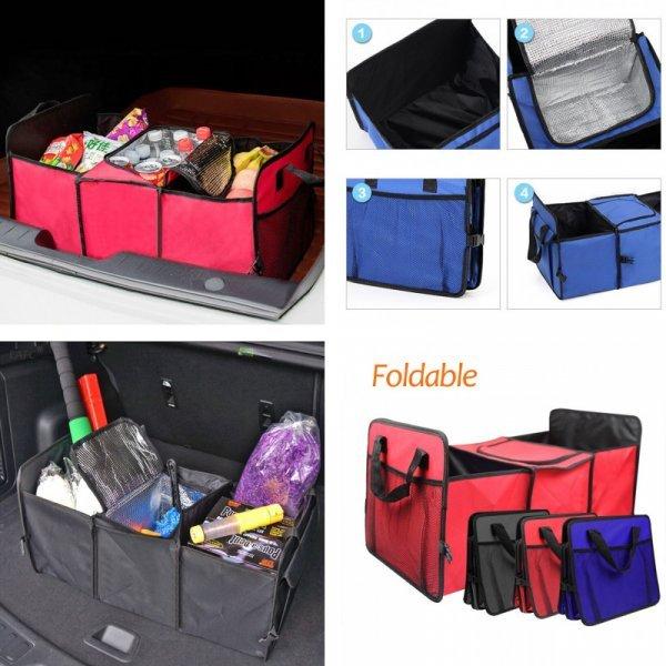 Автомобильный органайзер в багажник EAFC