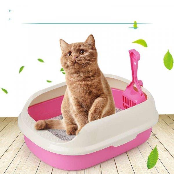 Удобный туалет для кошек PH5215