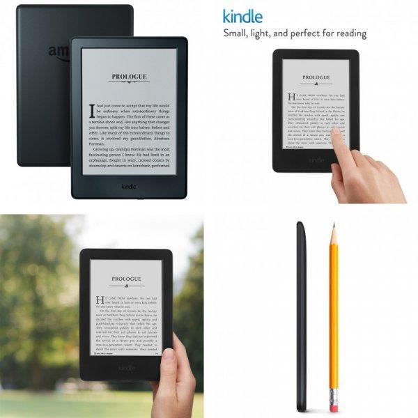 Популярная электронная книга Kindle 2016 ( wi-Fi, 4 ГБ )