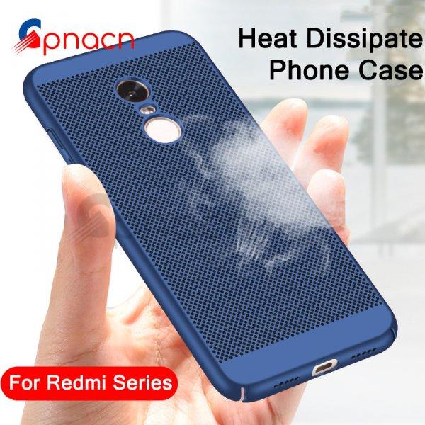 Бампер охлаждающий GPNACN для Xiaomi Redmi