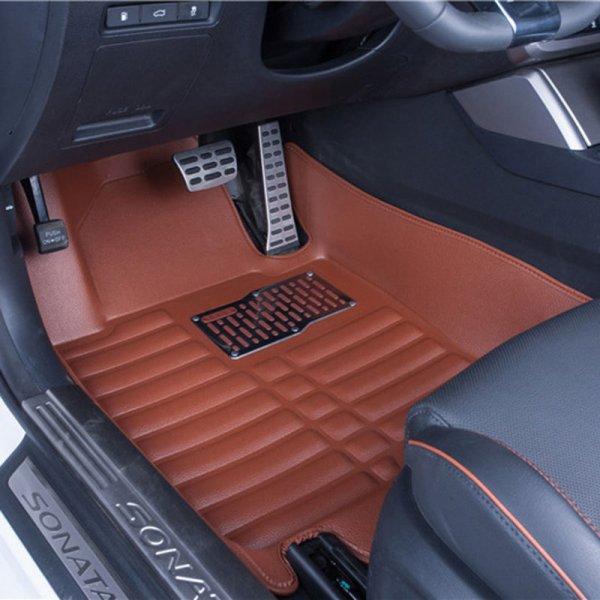 Автоковрики для Chevrolet Cruze сидят как влитые