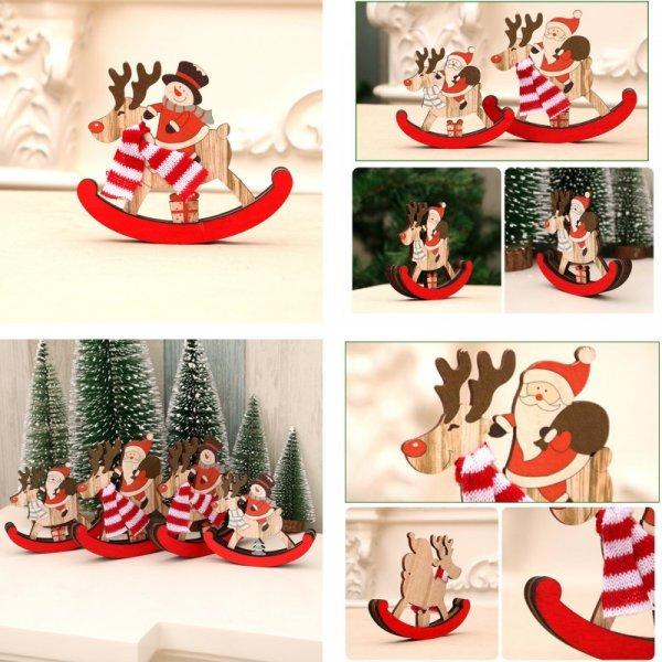 Оригинальное украшение на Рождество (2 вида, 2 размера)