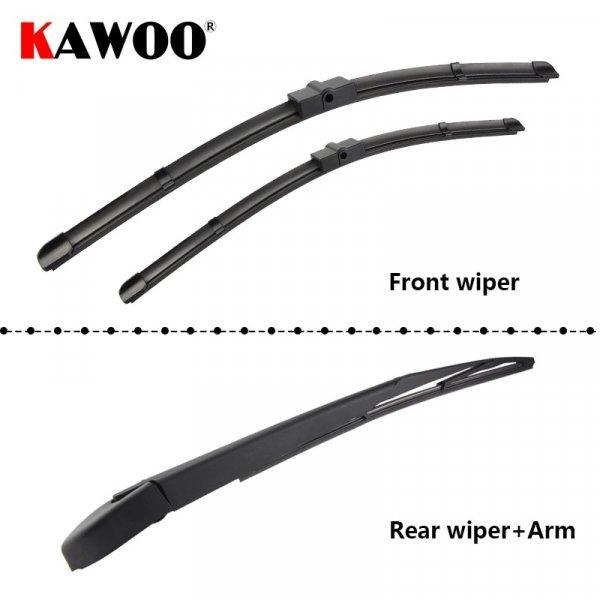 Щетка стеклоочистителя  KAWOO для Ford (Focus 2 хэтчбек, 2004-2011 г)
