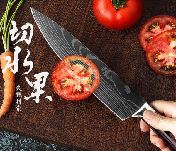 Японский кухонный нож XITUO (16 видов)