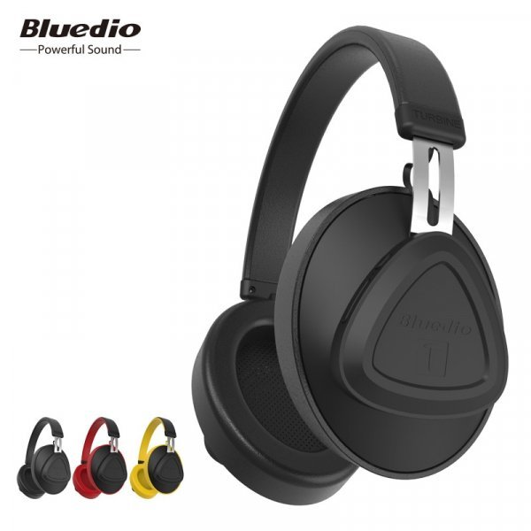 Беспроводные наушники Bluedio  с микрофоном (3 цвета)