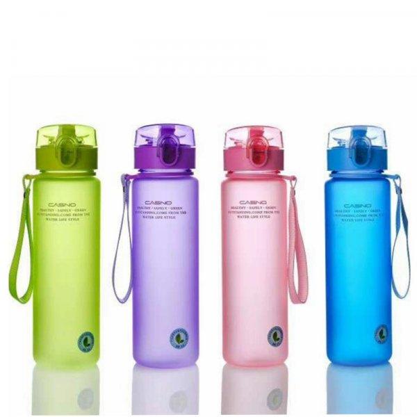 Удобная бутылка для воды Casno (400 мл и 560 мл)