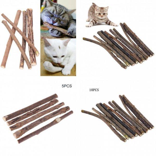 Ароматные палочки с кошачьей мятой Kimpets (5, 10, 15, 20 шт)