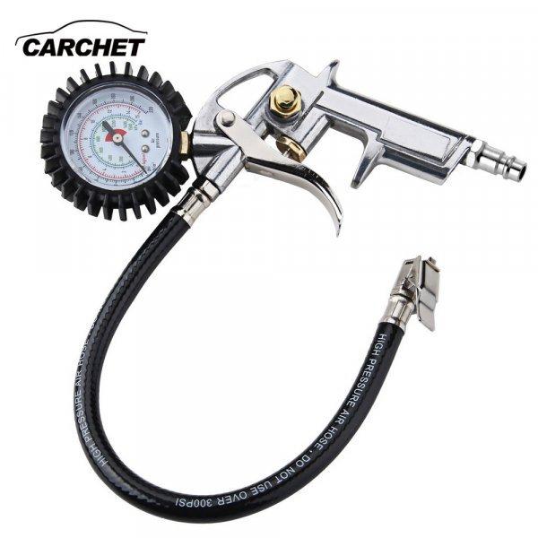 Автомобильный манометр  давления шин CARCHET