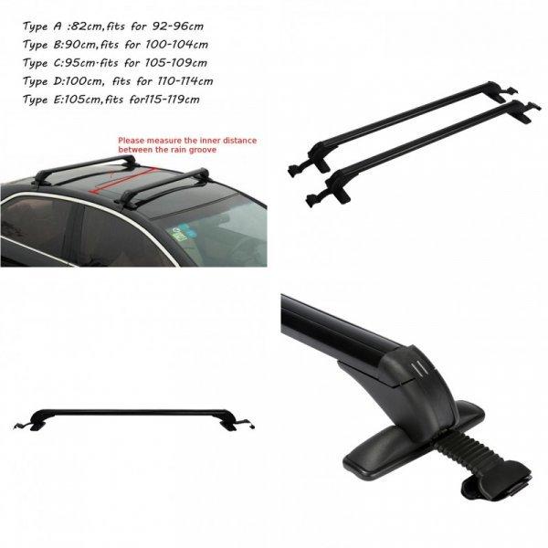 Прочный багажник на крышу авто Auzan (для Honda, KIA, Nissan, VW/Buick/Toyota /Audi/BMW/Ford)