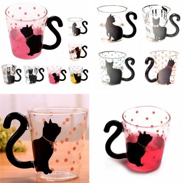 Кружка для любителей кошек Justdolife (6 цветов)