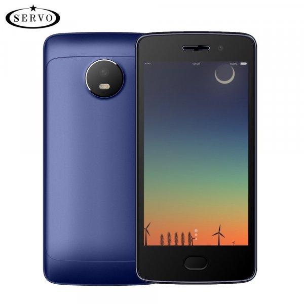 """Смартфон  Servo 4.5 """" 4 ядра 1.3 ГГц Android 7.0 GPS 2 сим-карты (4 цвета)"""