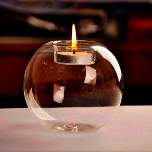Волшебный подсвечник для уюта SAFEBET (D=8 см)
