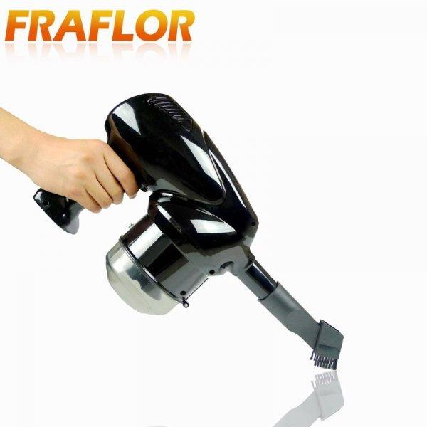 Быстрая уборка салона авто с пылесосом Fraflor (120 Вт)
