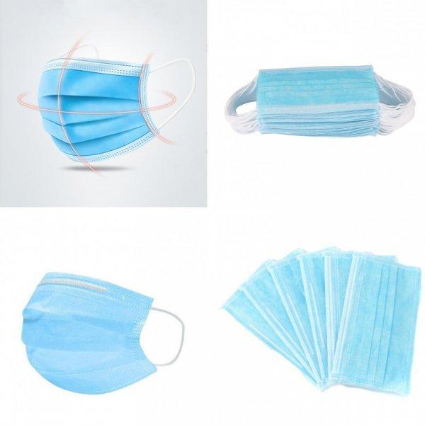 Медицинские маски (10,20,50 шт)