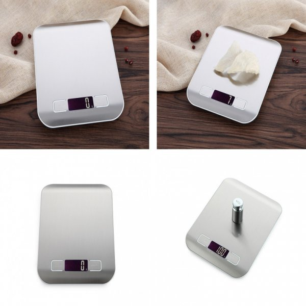 Ультра тонкие весы Easyover для кухни