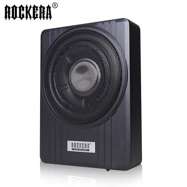 """Автомобильный сабфуфер ROCK ERA 10"""" для бархатистых басов"""