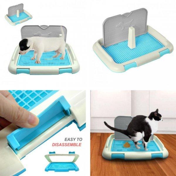Универсальный туалет для кошек и собак SaiDeng