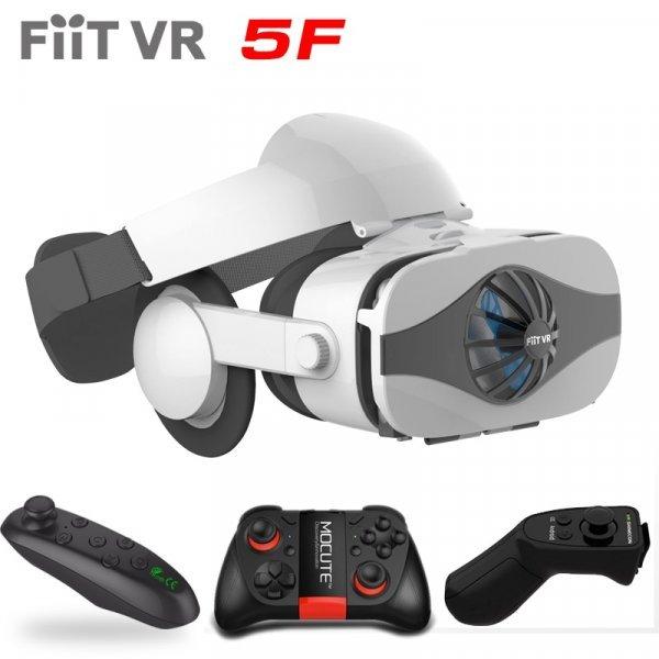 VR-очки с вентиляцией FiiT VR