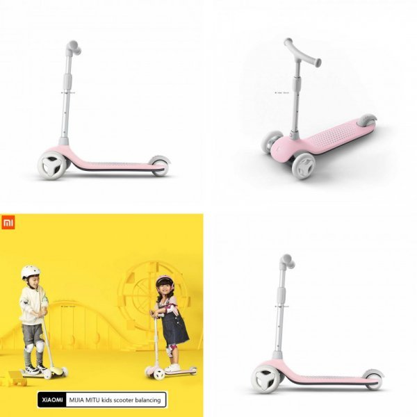 Самокат для детей Xiaomi mijia MITU