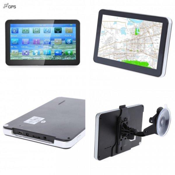 Навигатор с комплектом карт от ZEEPON