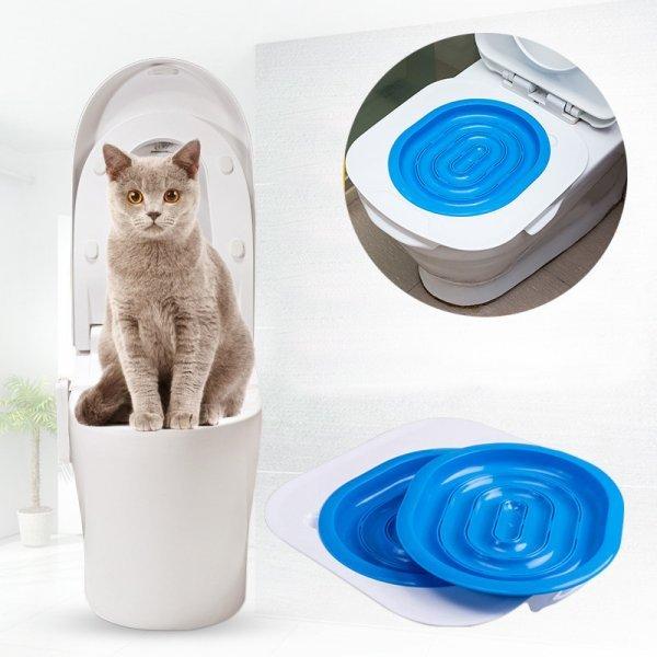 Туалет для кошек на унитаз OLOEY