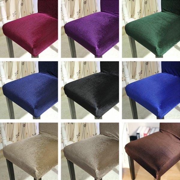 Праздничный чехол для стульев YZFZP (9 цветов)
