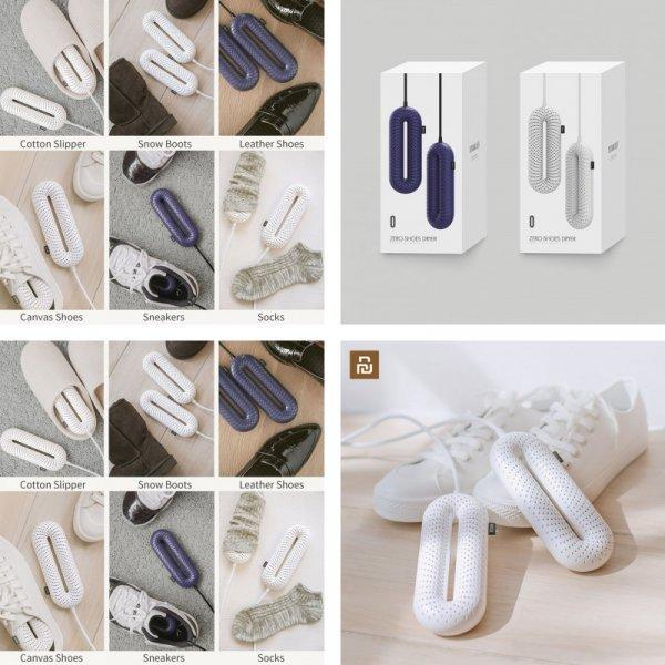 Сушилка для обуви с ультрафиолетом SOTHING